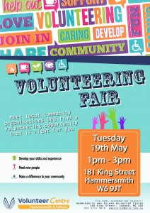 Volunteer Fair A4