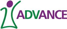 Advance logo