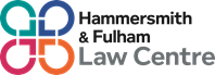 H&F Law Centre Logo