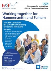 working together for Hammersmith and Fulham 2