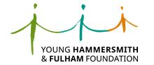 Young Hammersmith and Fulham Foundation Logo