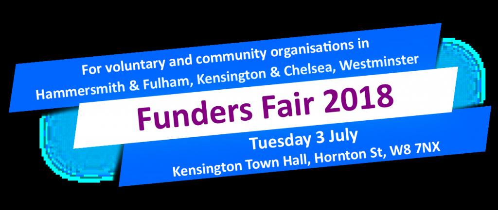 Funders Fair Logo