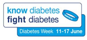 Diabetes Week Logo