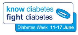 Diabetes Week Logo