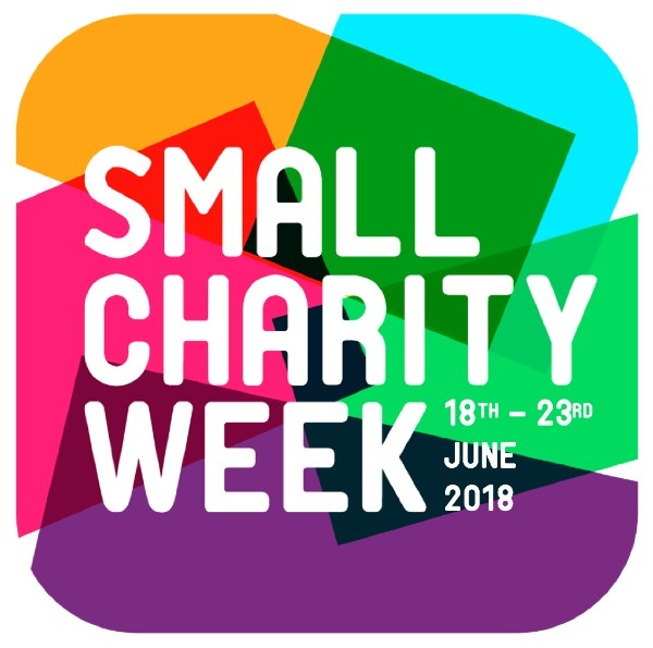 Small Charity Week - Badge