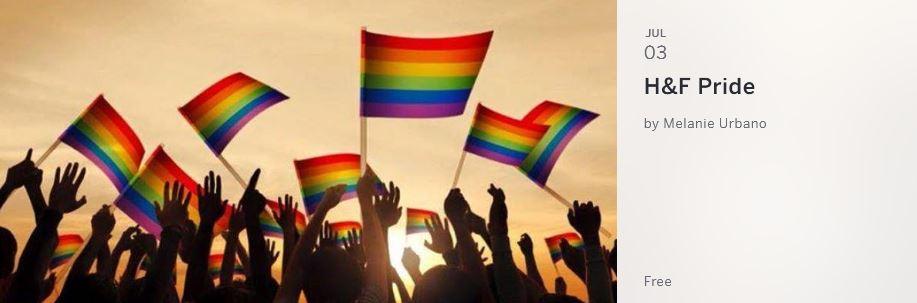 LBHF Pride Banner