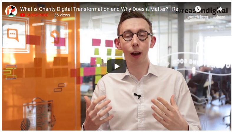 DSC Digital Transformation youtube video