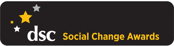 dsc Social Change Awardsbanner