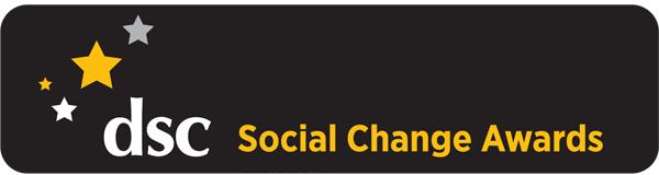 dsc Social Change Awardsbanner