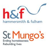 LBH&F and St. Mungo's Logos