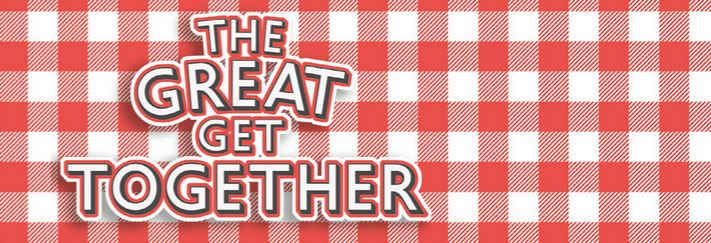 The Great Get Together Banner