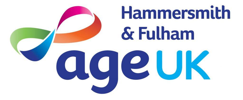 AgeUK Hammersmith Fulham Logo