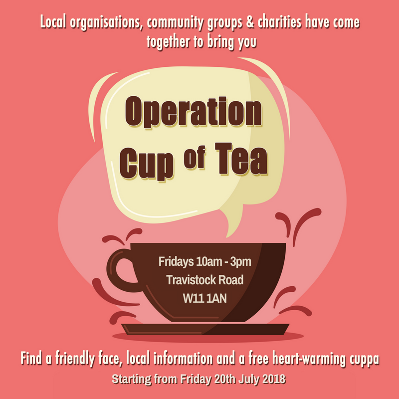 Operation Cup of Tea Info