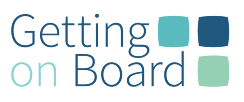 Getting On Board Logo