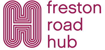 Image result for freston road hub logo