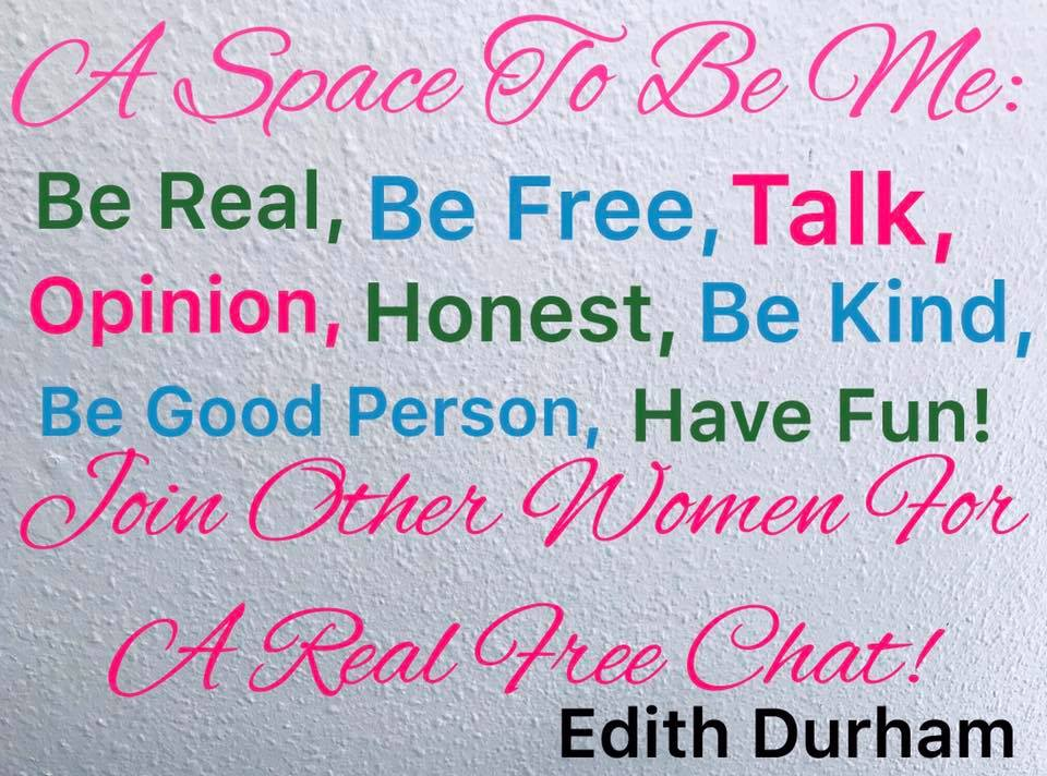 Space to be me banner