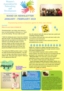 Link to Download latest WAND Newsletter