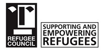 Refugee Council Logo and Link